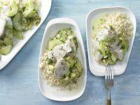 Gurken-Fisch-Ragout Rezept